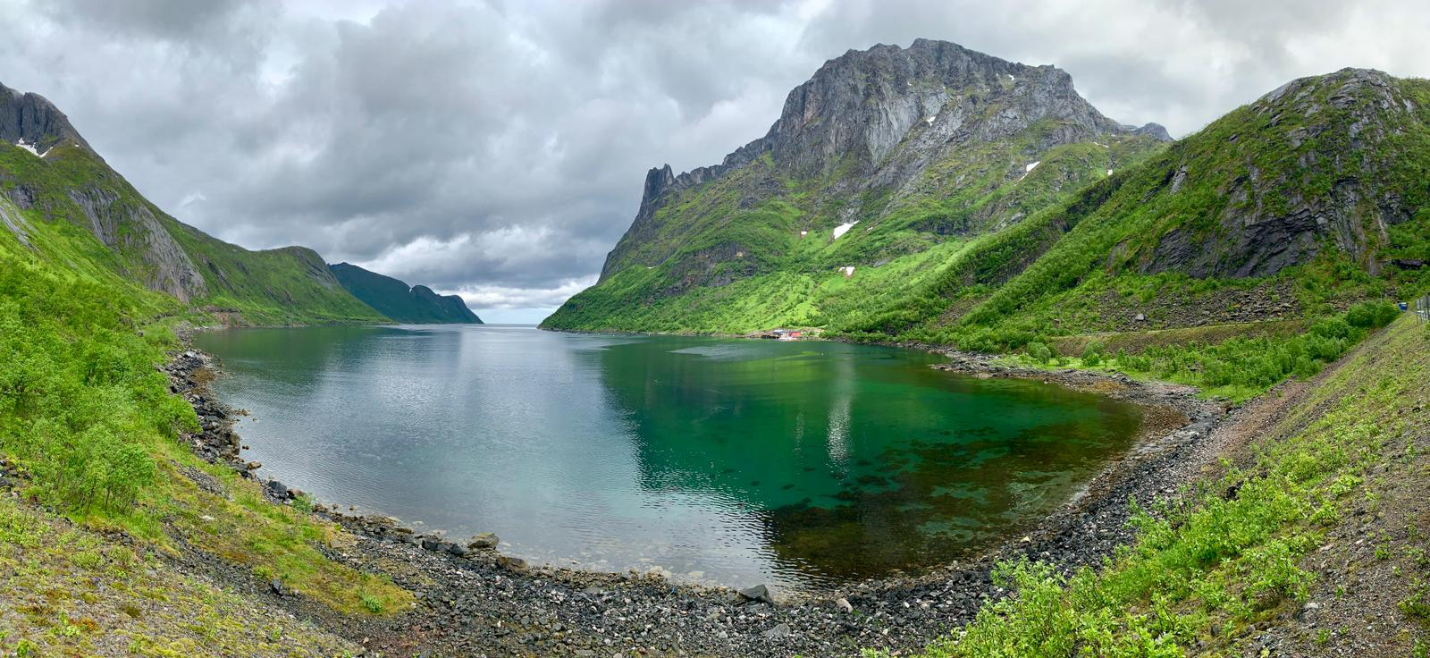 1 - Norwegian Lake